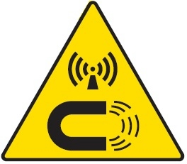 RF-magnetic-field-hazard-symbol